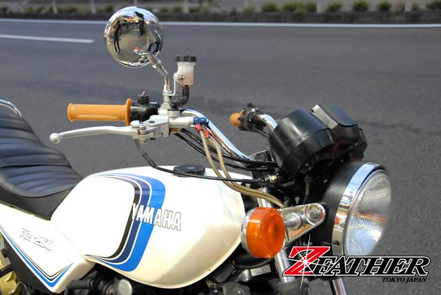 バイクハンドル ウイリースター17cm