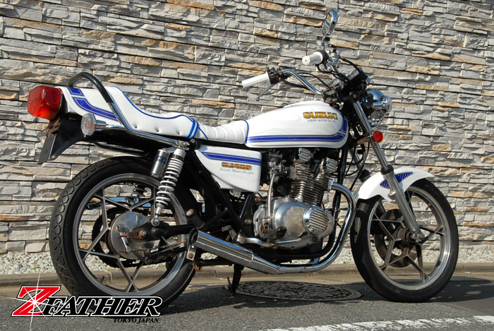 GS400ラッキーウンバー/メッキ