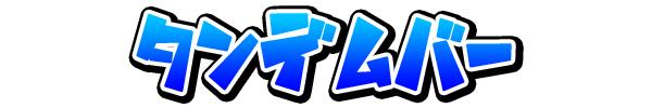 タンデムバー