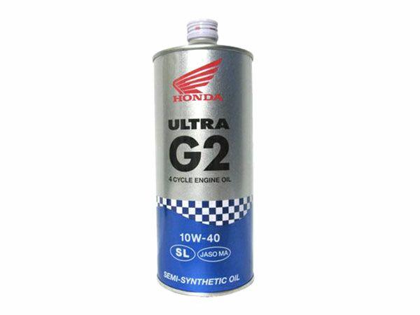 ULTRA G2エンジンオイル4T