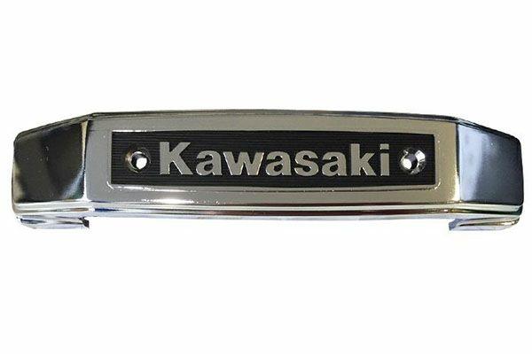 Kawasaki(カワサキ)汎用メッキ三つ又カバー