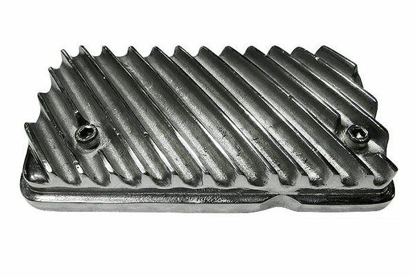 Z400FX用アルフィン砂型セルモーターカバー